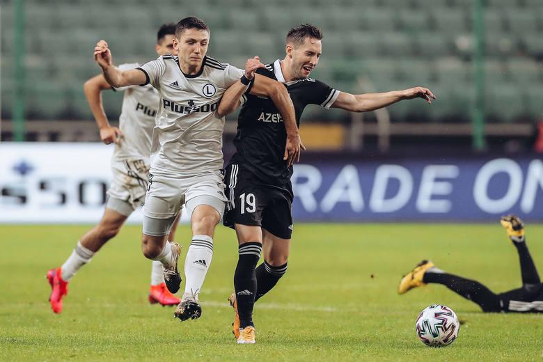 Legia Warszawa praktycznie bez walki przegrała 0:3 z Karabachem Agdam i po raz czwarty z rzędu nie zagra w fazie grupowej europejskich rozgrywek. Oto