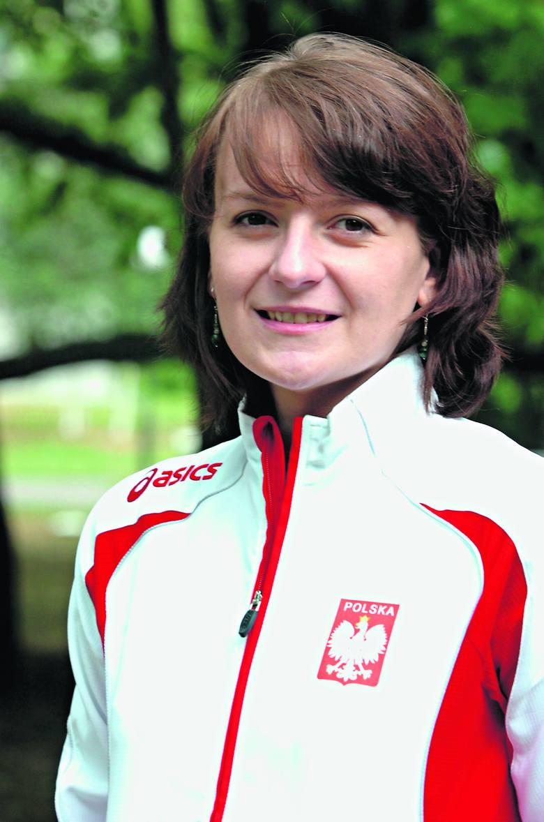 Agnieszka Nagay jedzie na swoje trzecie igrzyska.