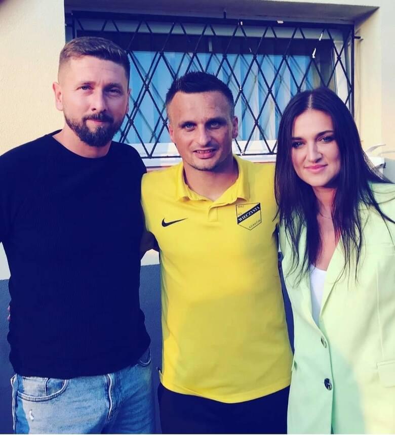 12.09.2020, Kraków: Sławomir Peszko po meczu klasy okręgowej Grębałowianka - Wieczysta