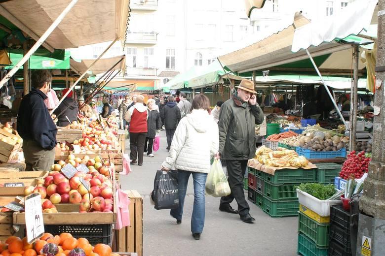 Rynek Jeżycki w Poznaniu