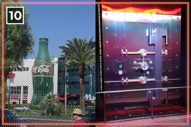 World of Coca-Cola, muzeum najsłynniejszego na świecie napoju gazowanego, znajduje się w Atlancie. Za wielkimi drzwiami z mnóstwem mechanizmów trzymany