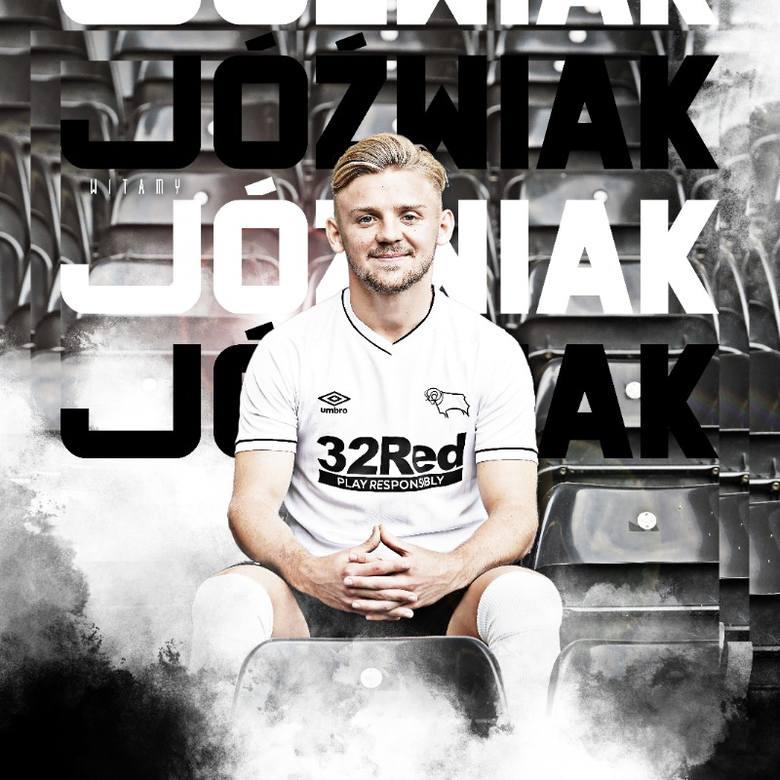 Kamil Jóźwiak został zawodnikiem Derby County