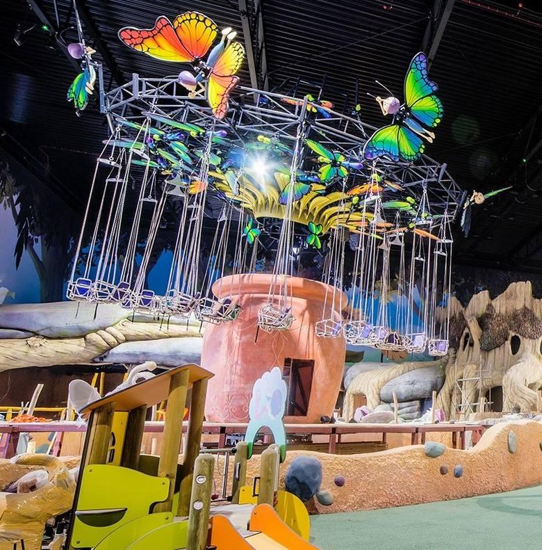 Majaland. Park rozrywki Majaland już otwarty. Zobacz, jakie atrakcje! 18.04.2019 [CENY, GODZ. OTWARCIA, DOJAZD, PARKINGI]