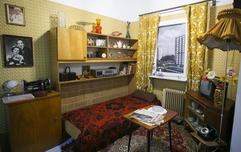 mieszkanie PRL
