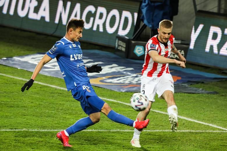 Michal Siplak gra w Cracovii czwarty sezon. W 74 meczach ligowych zdobył cztery gole
