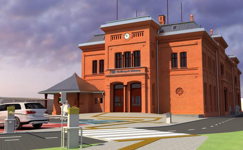 Inwestycje spółek kolejowych mają ułatwić podróże nie tylko mieszkańcom Dolnego Śląska poruszającym się pomiędzy miastami, lecz także w granicach samego