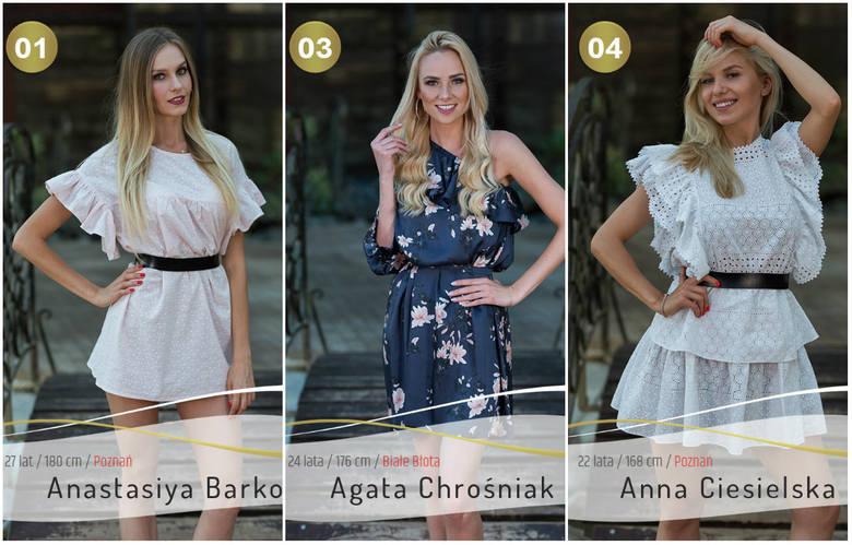 Oto finalistki najbardziej prestiżowego konkursu piękności w woj. Wielkopolskim, mianowicie Wielkopolska Miss i Wielkopolska Miss Nastolatek 2018. Wśród