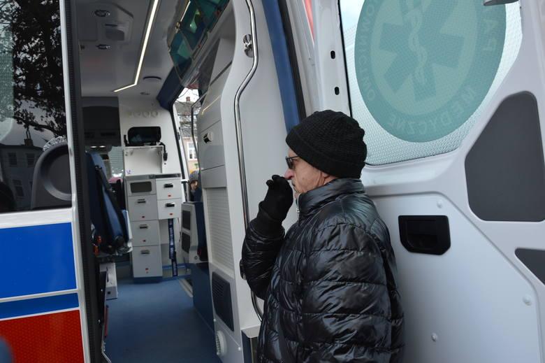 Dziś o północy w Iłowej ruszyła stacja pogotowia ratunkowego. To skróci dojazd chorych z tej części powiatu