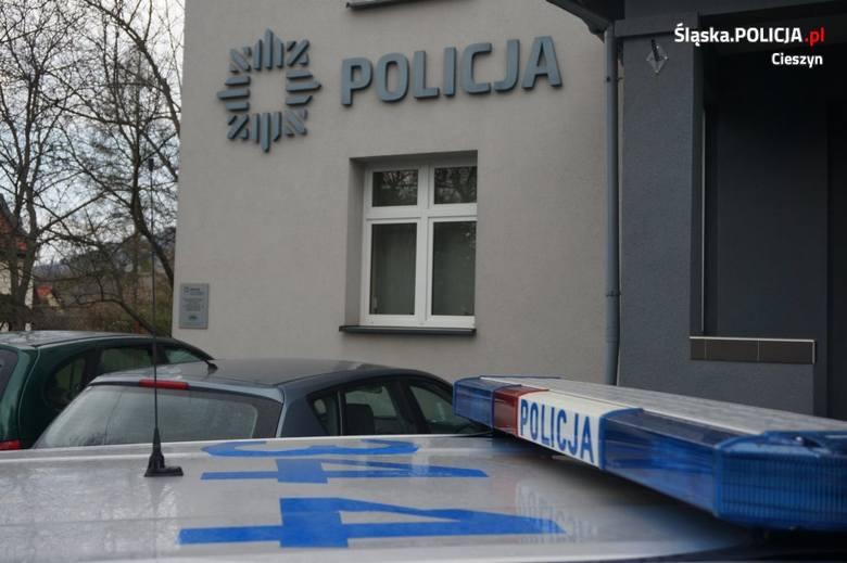 Pościg ulicami Ustronia: uciekał dealer w bmw. Miał w domu prawie 3 kg dopalaczy i narkotyków
