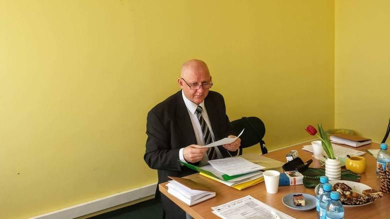 Marek Szamreta, prezes Regionalnego Związku Stowarzyszeń i Klubów Abstynenckich Woj. Podlaskiego, Wysokie Mazowieckie, sms na 72355 o treści BDS.223