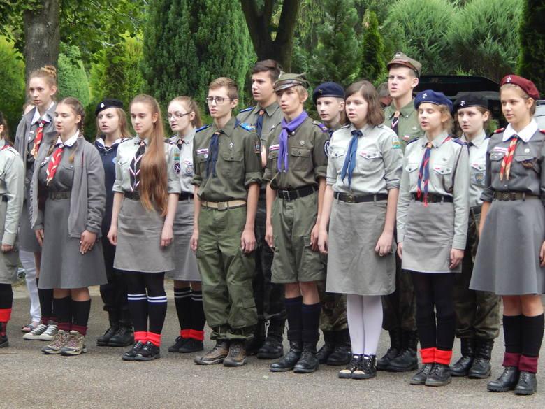 Organizatorami spotkania z Sybirakami byli uczniowie Gimnazjum nr 9 przy ul. Zamenhofa.