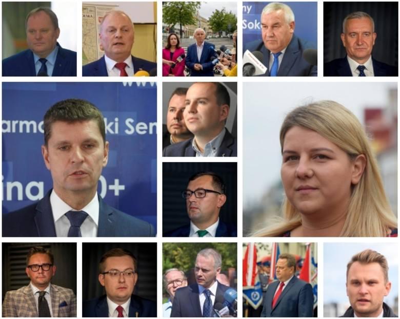 Wyniki wyborów do parlamentu 2019. Oto nowi podlascy posłowie