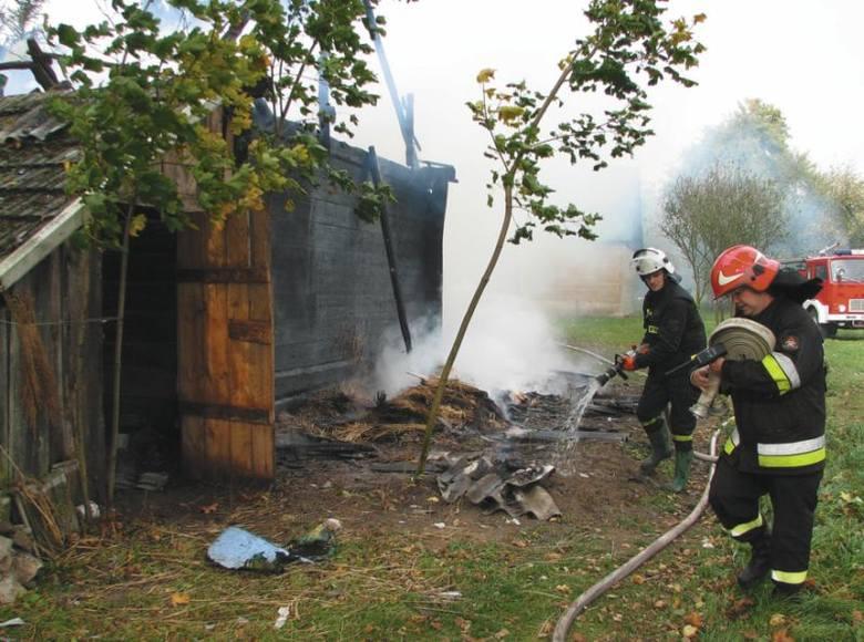 Strażacy podsumowali 2012 rok
