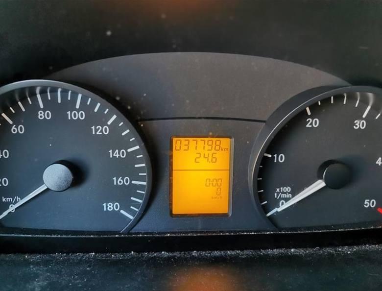 Samochód dostaw.furgon Mercedes-Benz Sprinter 316CDI, r.prod.2018,niezarejestr.poj.siln.2143cm3Komornik Sądowy przy Sądzie Rejonowym w Suwałkach Paweł