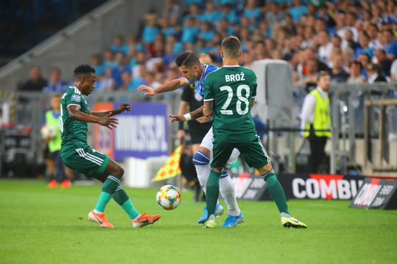 Śląsk Wrocław wygrał z Lechem Poznań 3:1 w meczu 4. kolejki PKO Ekstraklasy. Był to zdecydowanie najlepszy występ podopiecznych Vitezslava Lavicki w