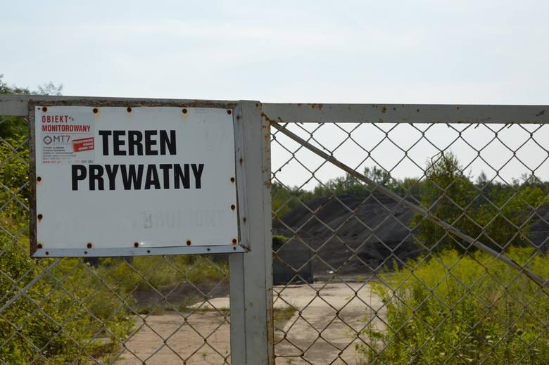 Hałda odpadów z niemieckiej huty cynku w Chemnitz od sześciu lat zalega na prywatnej działce w Tuplicach. Kiedy niemiecka strona zabierze 40 tysięcy ton odpadów?
