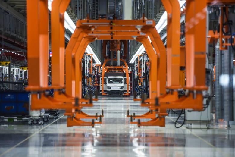 Volkswagen wyprodukuje e-Craftera pod Poznaniem?