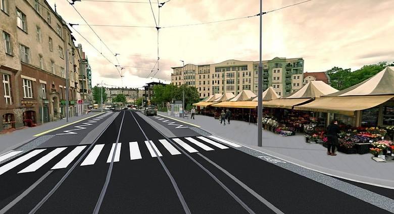 Właśnie rozpoczęły się konsultacje społeczne dotyczące przebudowy ul. Wierzbięcice i 28 Czerwca 1956. Zmiany mają objąć odcinek od dawnego dworca PKS