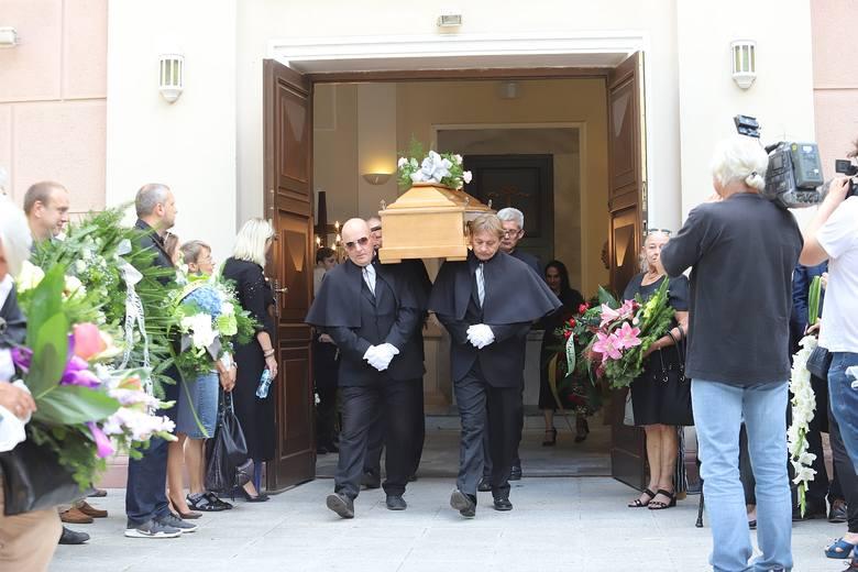 Na Cmentarzu Komunalnym na Dołach w środę pożegnaliśmy zmarłego przed tygodniem Antoniego Szrama - niezwykłego łodzianina, któremu Łódź wyjątkowo wiele