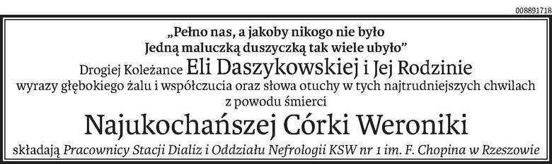 Nekrologi i kondolencje z dnia 11 lutego 2019 roku