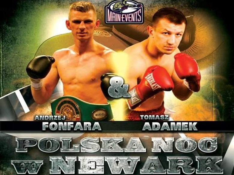 Przed walką Adamka w ringu zobaczymy Andrzeja Fonfarę.