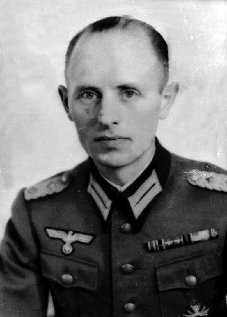 Reinhard Gehlen w 1972 r.
