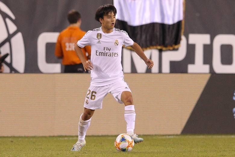Urodzony w 2001 roku skrzydłowy jest uznawany za największy talent w Japonii. Kubo dołączył do Realu Madryt w lipcu 2019 roku z FC Tokyo. Co ciekawe,