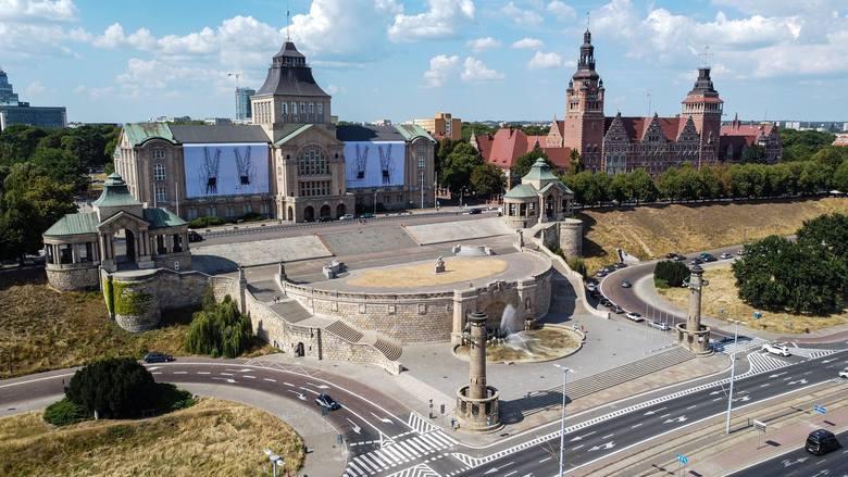"""Plakaty """"Sierpień 80 - Szczecin 2020"""" w 9 miejscach miasta. Zobacz zdjęcia"""