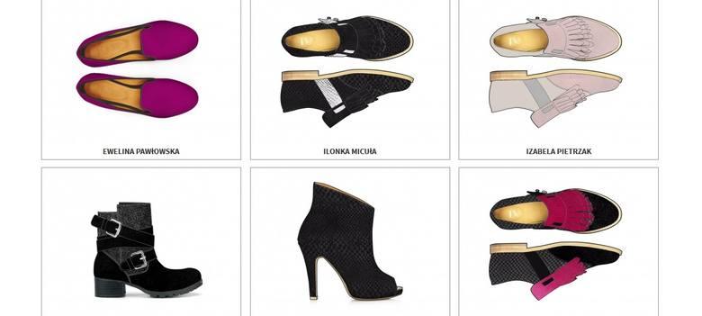 Zaprojektuj sobie buty