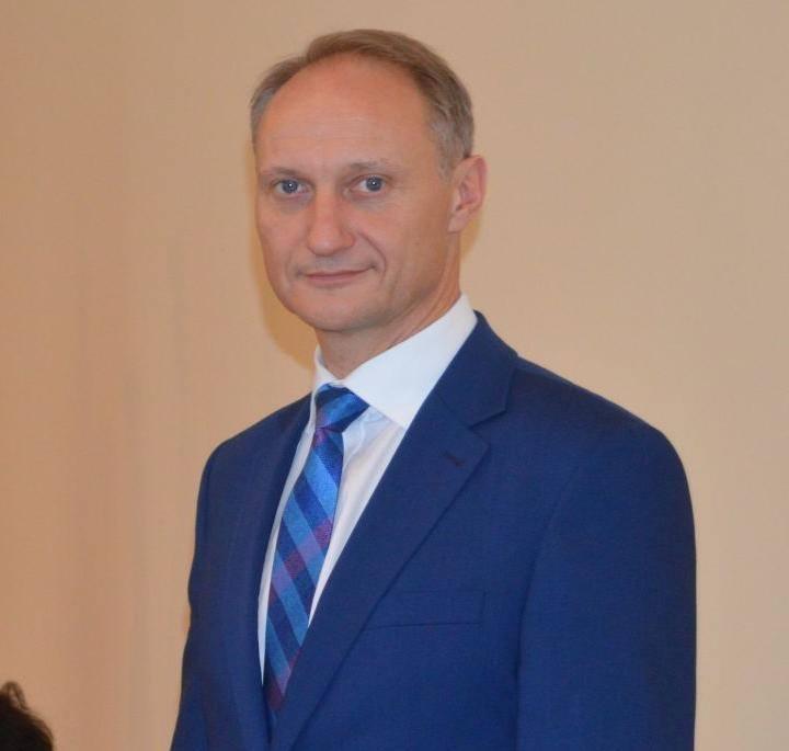 WÓJT GMINY- Ryszard Nowakowski - Parzęczew