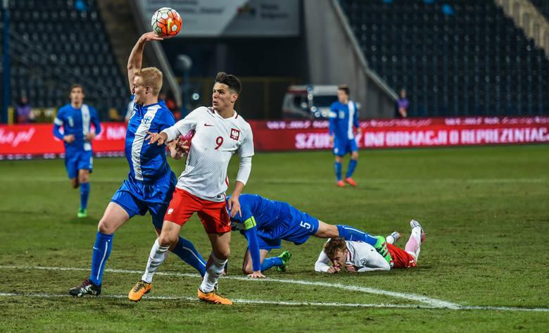U21 Polska - Finlandia 1:0 w Bydgoszczy