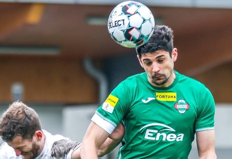 Brazylijczyk z włoskim paszportem Raphael Rossi (na zdjęciu) w poniedziałek dołącza do Radomiaka. Mamy nadzieję, że jeden z najlepszych środkowych obrońców
