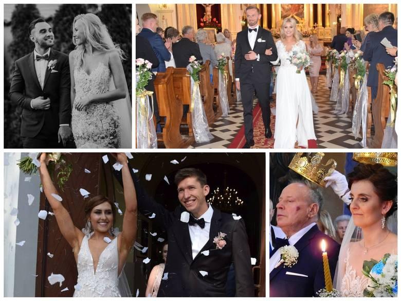 """W naszym regionie nie brakowało zjawiskowych ślubów i wesel. Którzy znani Podlasianie powiedzieli sobie sakramentalne """"tak"""" na ślubnym"""