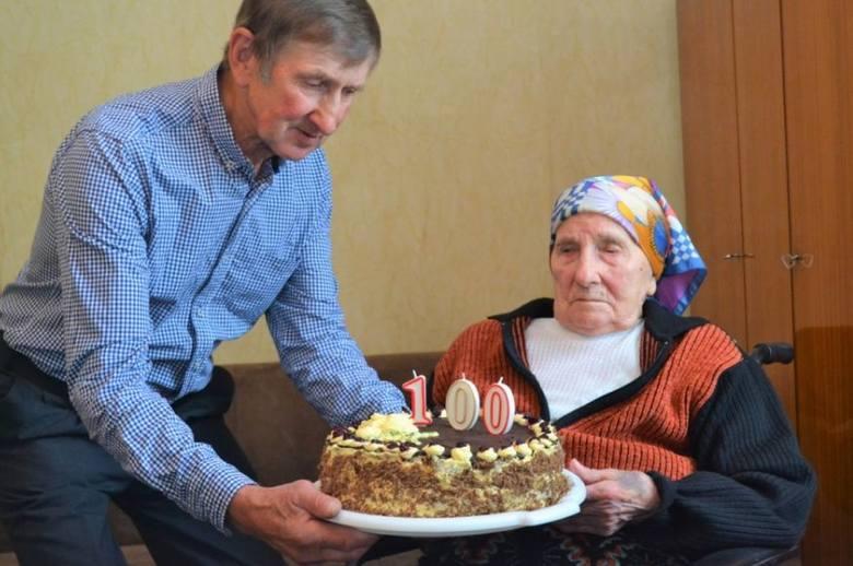 Helena Grabowska obchodziła setne urodziny