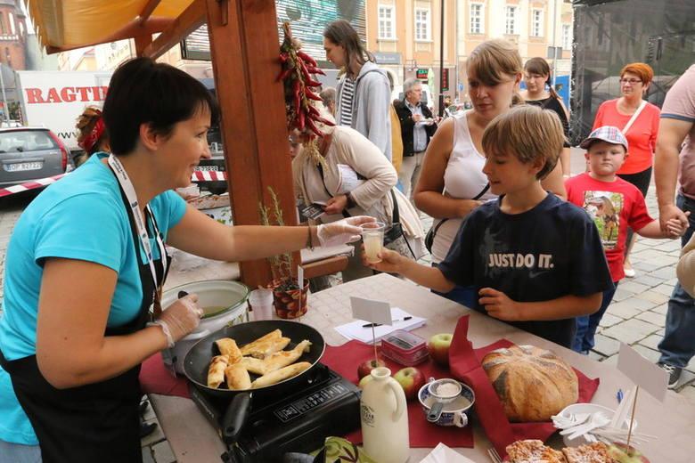 Dziś II dzień Festiwalu Opolskich Smaków. Zapraszamy na Rynek!
