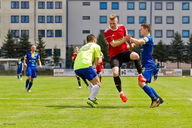 Geo-Eko Ekoball Stal Sanok pokonał u siebie Legion Pilzno 3:1 po golach Kokocia Adamiaka i Kuzio. Honorowego gola dla pilźnian zdobył Ziaja, który w