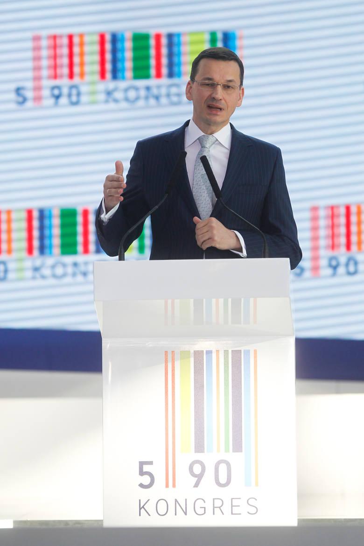 """Słowem, założenia """"Konstytucji dla biznesu"""" mają ułatwić życie polskim przedsiębiorcom małych, średnich i dużych firm."""