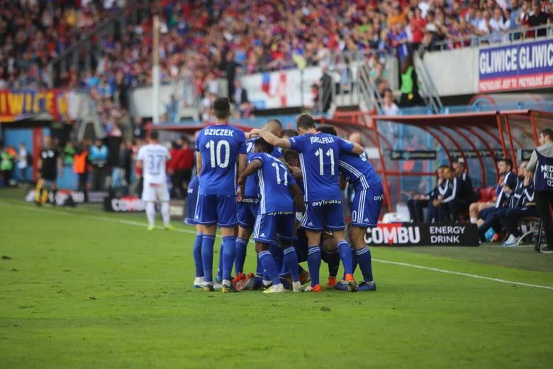 W poprzednim roku gliwiczanie obronili utrzymanie w Lotto Ekstraklasie w ostatniej kolejce. Zagrali wtedy najlepszy mecz w sezonie i efektownie rozbili