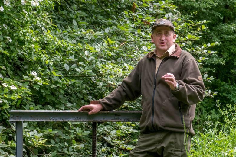 - W lesie wody nigdy nie jest za dużo - mówi Adam Jóźwiak leśniczy z Leśnictwa Wełna.