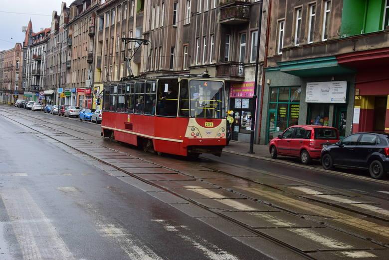 Wkrótce przetarg na remont torowiska tramwajowego na ul. Wolności w Zabrzu między Miarki a Piłsudskiego.Zobacz kolejne zdjęcia. Przesuwaj zdjęcia w prawo