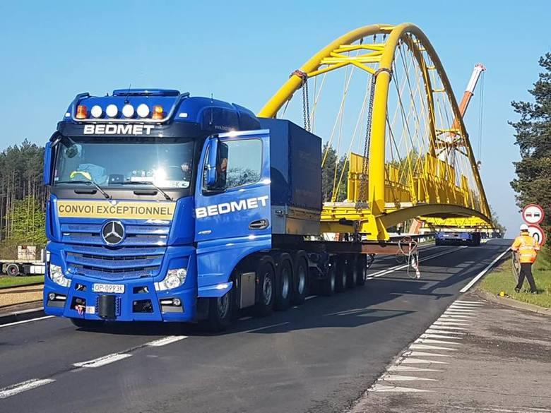 Przewożą ładunki, których inni nie dają rady. Opolska firma BEDMET jest europejskim liderem transportu ponadnormatywnego