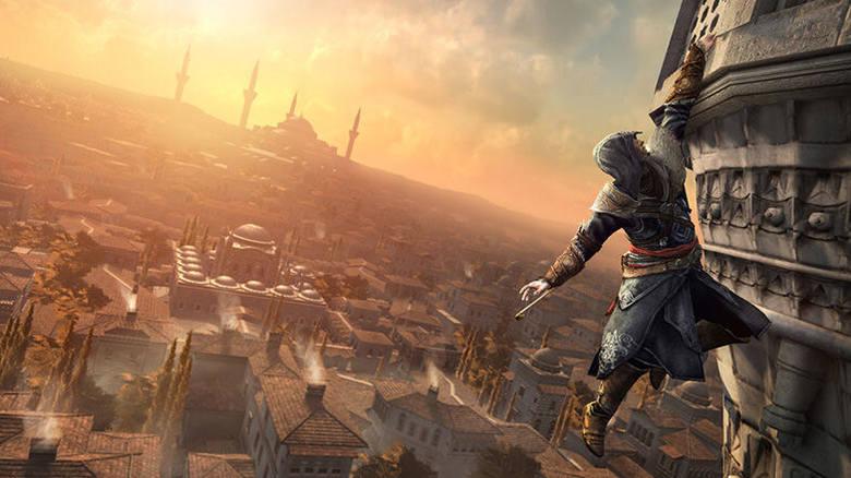 Trzecia gra z cyklu, w której bohaterem jest Ezio Auditore. Przy okazji zamknięcie całej trylogii o tej charyzmatycznej postaci, która tym razem trafia