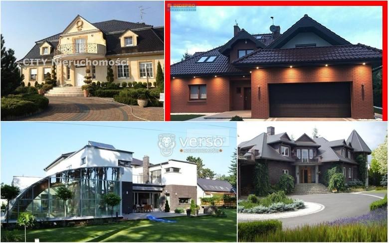 Ile trzeba zapłacić za naprawdę ekskluzywny dom we Wrocławiu lub pod miastem? Posiadłości, niekoniecznie sporych rozmiarów, ale dobrze położone i świetnie