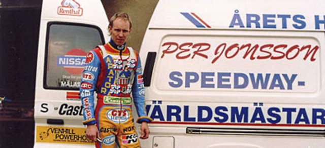 Per Jonsson miał w sobotę urodziny! Skończył 54 lata! Zobaczcie zdjęcia