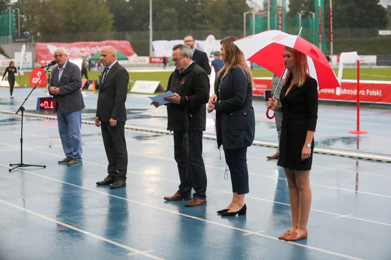 Deszcz im nie przeszkodził. Lekkoatleci AZS UMCS Lublin najlepszą drużyną w kraju (ZDJĘCIA)