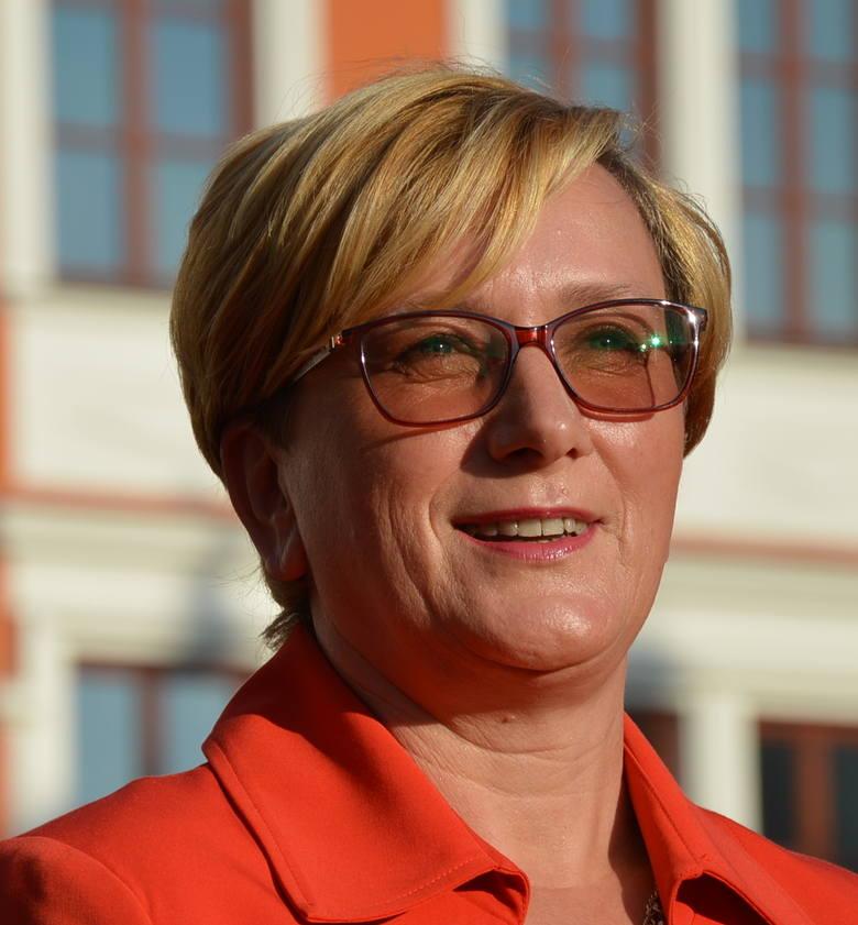 Józefa Szczurek-Żelazko (PiS) uzyskała 25 323 głosów