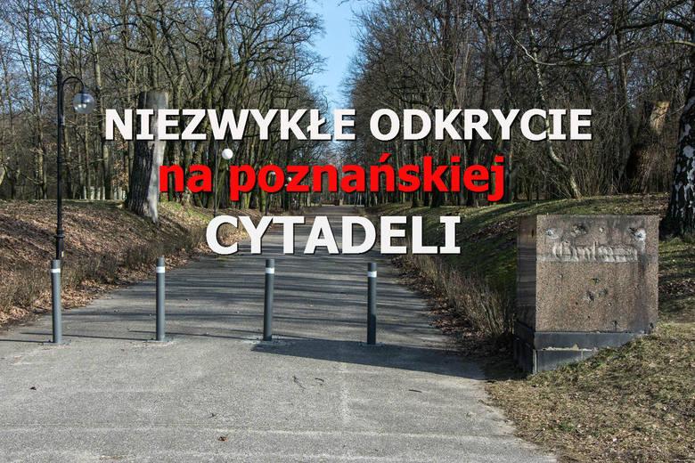 Przez wiele lat duży granitowy kamień wskazywał początek jednej z alei na poznańskiej Cytadeli. Tylko prawdziwi miłośnicy historii zdawali sobie sprawę,