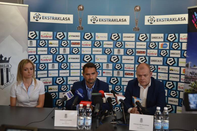 Trener Sandecji Tomasz Kafarski optymistą: Wierzę, że uda się dokończyć sezon [rozmowa]