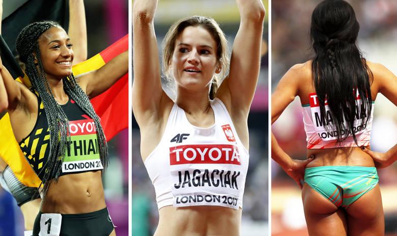 W Londynie odbywają się mistrzostwa świata w lekkiej atletyce. Na tartanie trwa nie tylko zaciekła sportowa rywalizacja, ale również prawdziwy pokaz