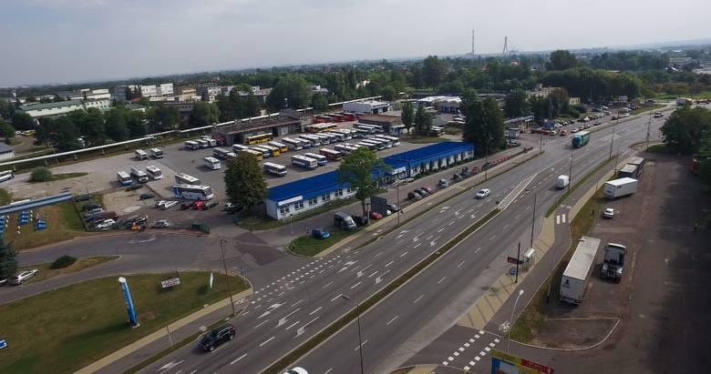 Osiedle Baranówka w Rzeszowie. Zdjęcia z drona.